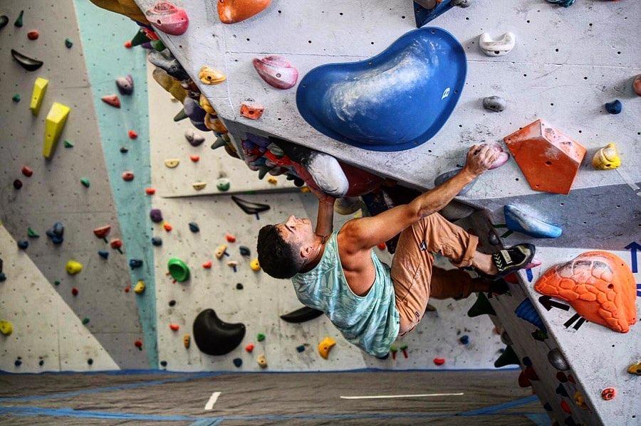 Consejos para la iniciación de escalada indoor