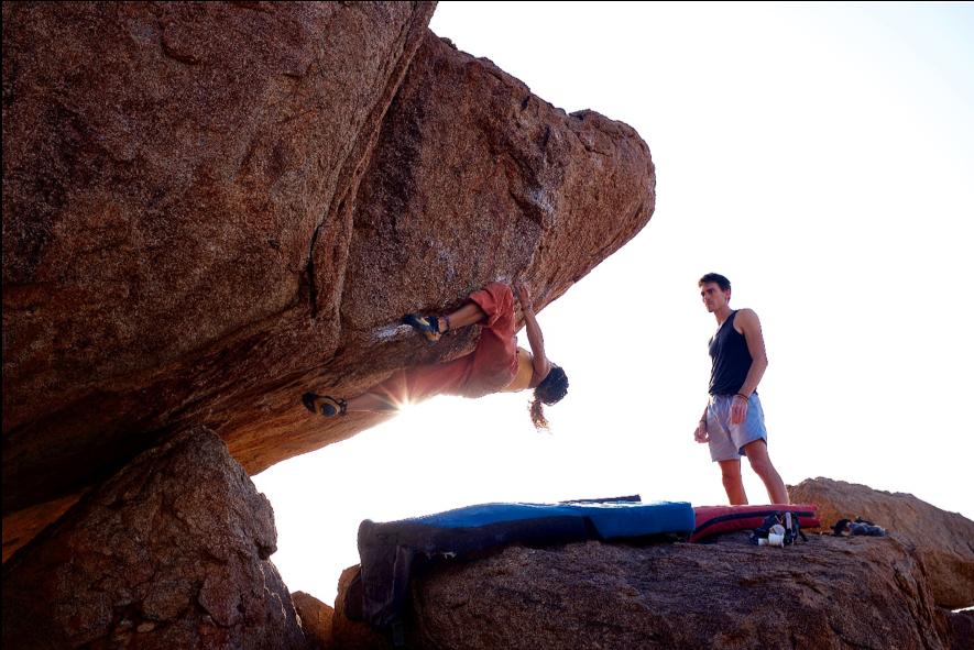 ¿Qué beneficios tiene el boulder?